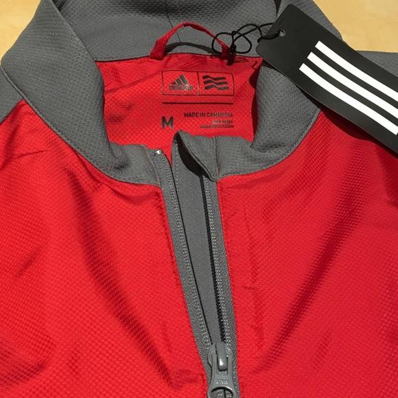 ec290eb8e2a94 Adidas Golf Men's Club Wind Vest NWT